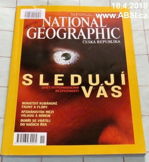 NATIONAL GEOGRAPHIC listopad 2003