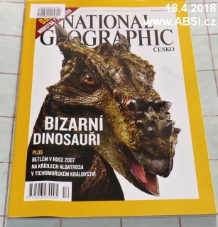 NATIONAL GEOGRAPHIC prosinec 2007
