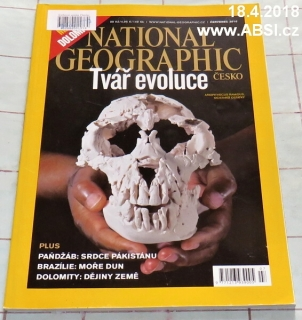 NATIONAL GEOGRAPHIC červenec 2010