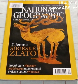 NATIONAL GEOGRAPHIC červen 2003