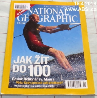 NATIONAL GEOGRAPHIC listopad 2005