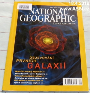 NATIONAL GEOGRAPHIC únor 2003