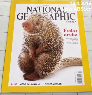 NATIONAL GEOGRAPHIC duben 2016