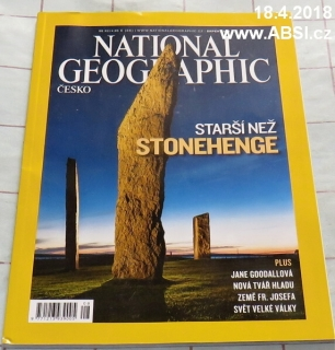 NATIONAL GEOGRAPHIC srpen 2014