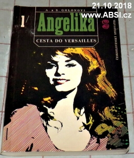 ANGELIKA - CESTA DO VERSAILLES 1/