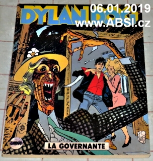 DYLAN DOG LA GOVERNANTE