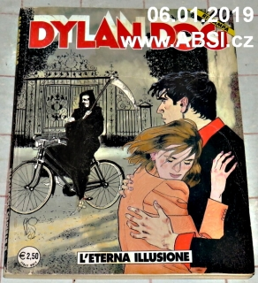 DYLAN DOG L´ETERNA ILLUSIONE
