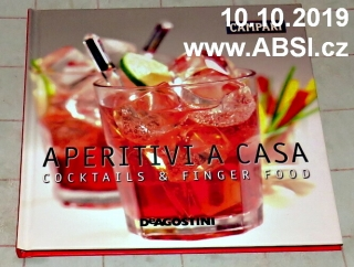 APERITIVI A CASA - CACTAILS & FINGER FOOD