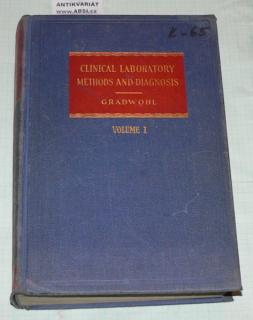 CLINICAL LABORATORY METHODS AND DIAGNOSIS - VOLUME I.